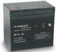 Batteries for wheelchairs  SUNLIGHT 12V/55Ah