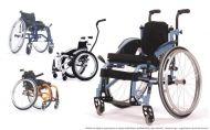 Детска активна инвалидна количка Vermeiren САГИТА Kid