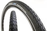 "Rear tyres for active wheelchairs 24"" Schwalbe Marathon Plus"