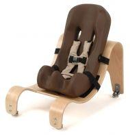 Позиционираща седалка за деца с увреждания СИТЕР със стационарна база (без колела)