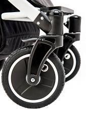Въртящи се предни колела за количка ХИПО