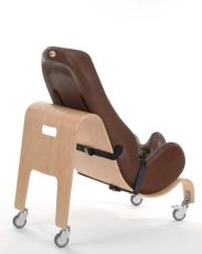 Special Tomato Soft Touch SITTER with mobile base