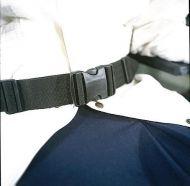 Универсален колан за скут за инвалидна количка Drive Medical