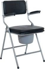 Foldable toilet chair Vermeiren 9042