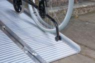 Сгъваема рампа за инвалидни колички 1200 мм