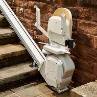 Столче за изкачване на стълби за трудноподвижни хора (на открито)