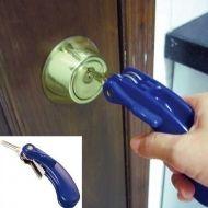 Ергономична ръкохватка за три ключа