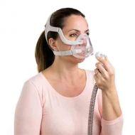 Дамска маска за цялото лице с вентилация ResMed AirFit F20 For Her