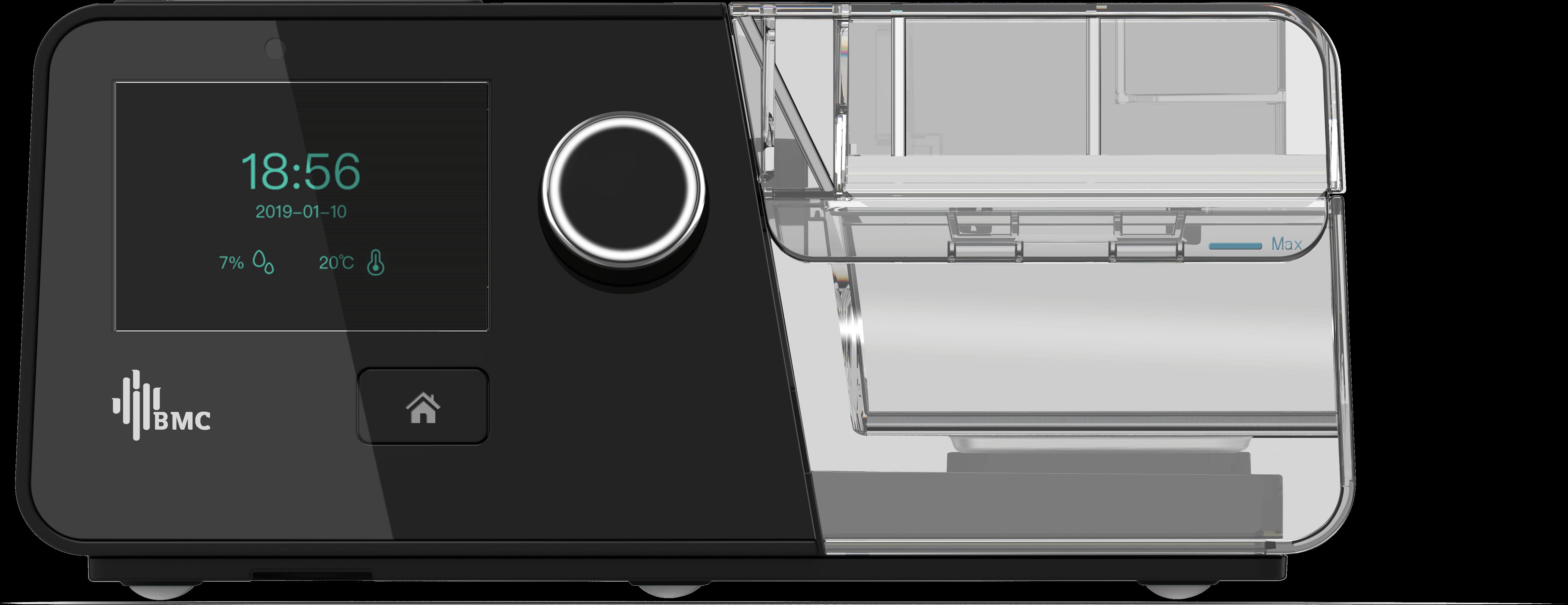 Автоматичен CPAP апарат BMC G3 с овлажнител
