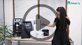Видео: кислородна терапия видове концентратори