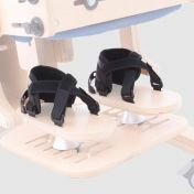 Sandals with 3-dimensional adjustment KTI_103