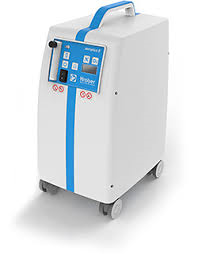 Oxygen concentrator Krober Aeroplus E FOR RENT