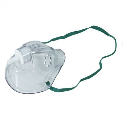 Oxygen mask for new born