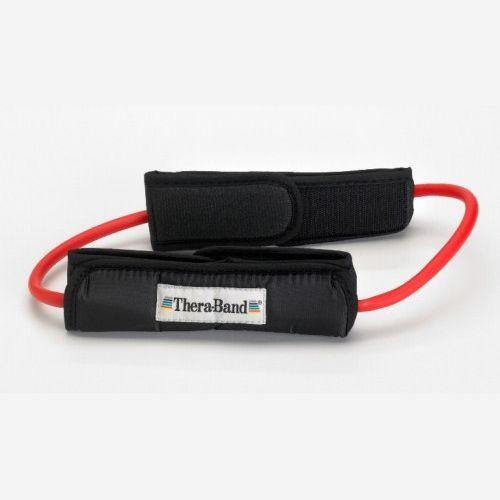 еластични ластици за тренировка с тапицирани маншети