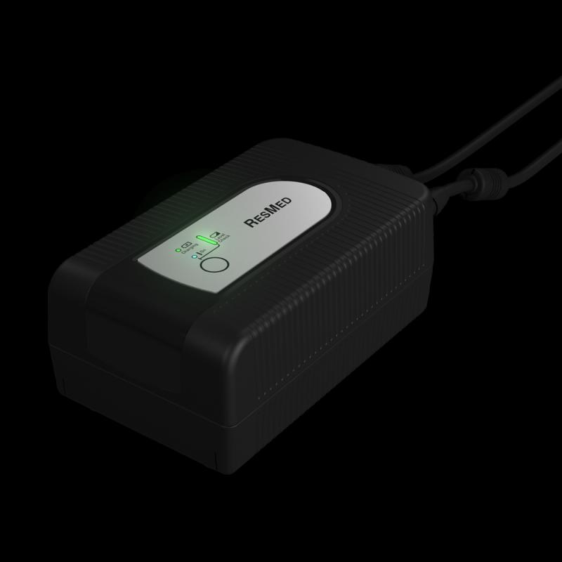 Astral 150 Resmed External Battery Adapt Bg