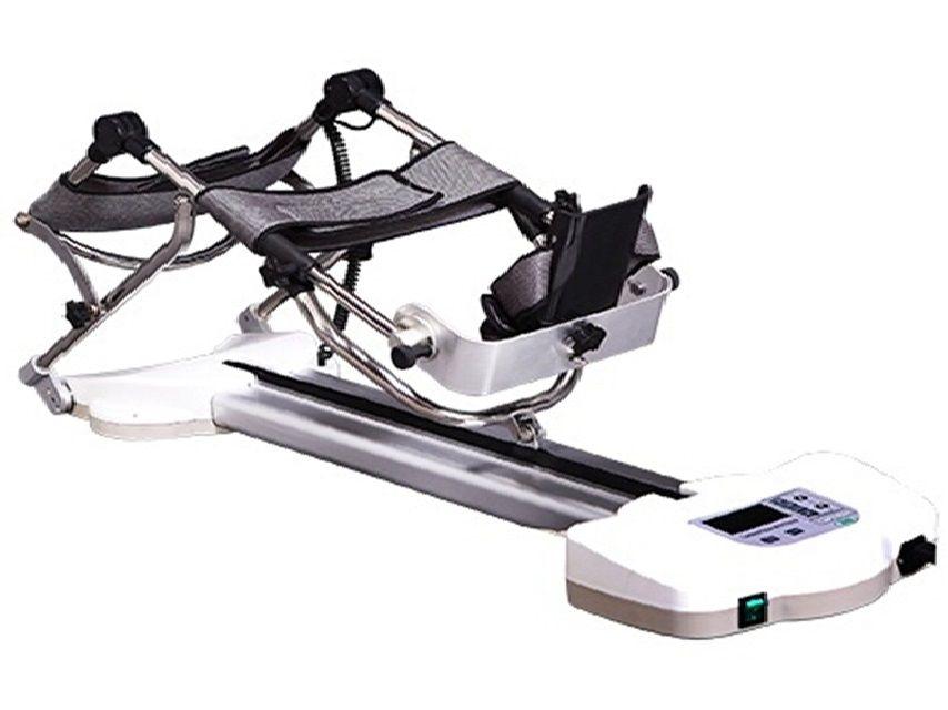 CPM апарат за раздвижване на долен крайник и колянна става.