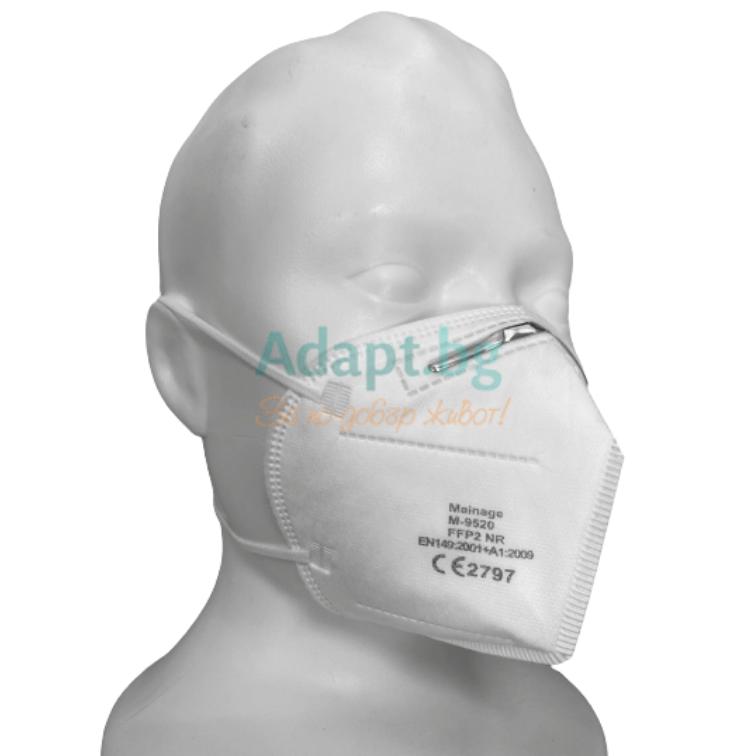 Предпазна маска за лице - KN95 / FPP2 NR