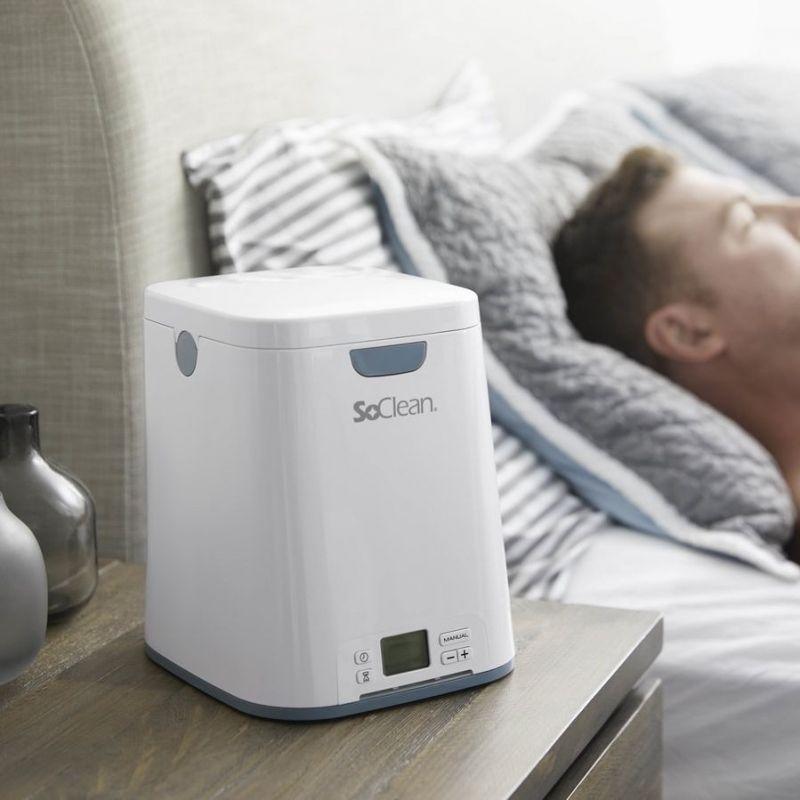 Устройство за дезинфекция на CPAP оборудване SoClean