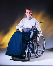 Thermo bag for wheelchair BASIC