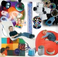 Starter kit for multisensory room