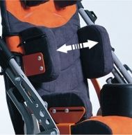 Adjustable trunk support for GEMMI new