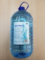 Distilled water 4 L