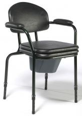 Unfoldable toilet chair Vermeiren 9062