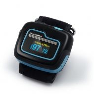 Wrist pulse oximeter for continious monitoring MD300W512
