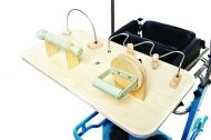 Tray for manual therapy for sizes 1,2,3